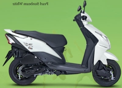 Honda Dio HET Specfications And Features