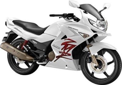 Hero Honda KARIZMA ZMR Specfications And Features