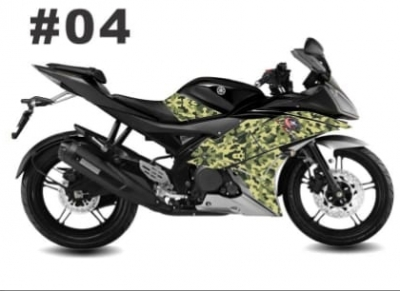 Kit adesivi Decal stikers compatibili R1100 S 2003 2004 Ability to Customize The Colors