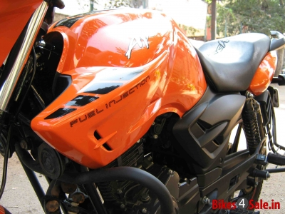 Apache Rtr 180 Abs Beast Red - 0425