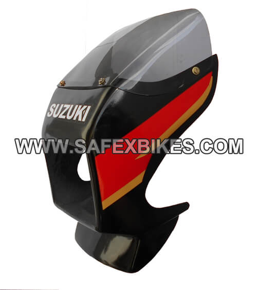 FRONT FAIRING RXZ WITH GLAS OE