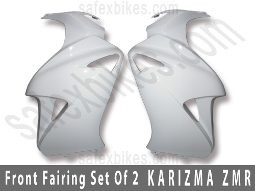 Click to Zoom Image of FRONT FAIRING KARIZMA ZMR SET OF 4 ZADON