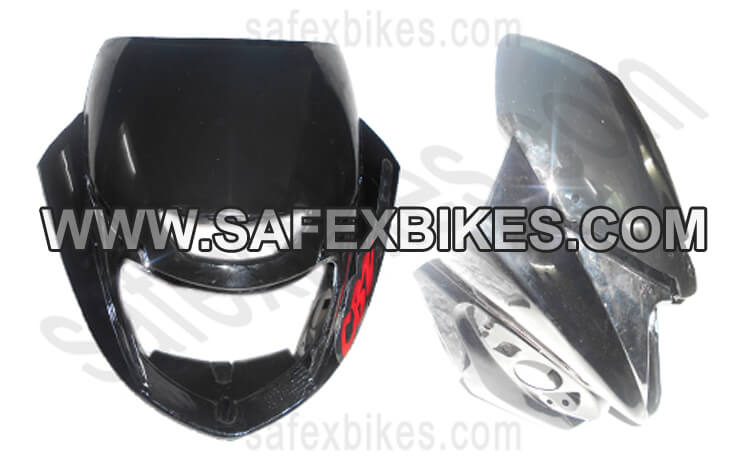 Click to Zoom Image of FRONT FAIRING (VISOR) CBZ EXTREME NM UB ZADON