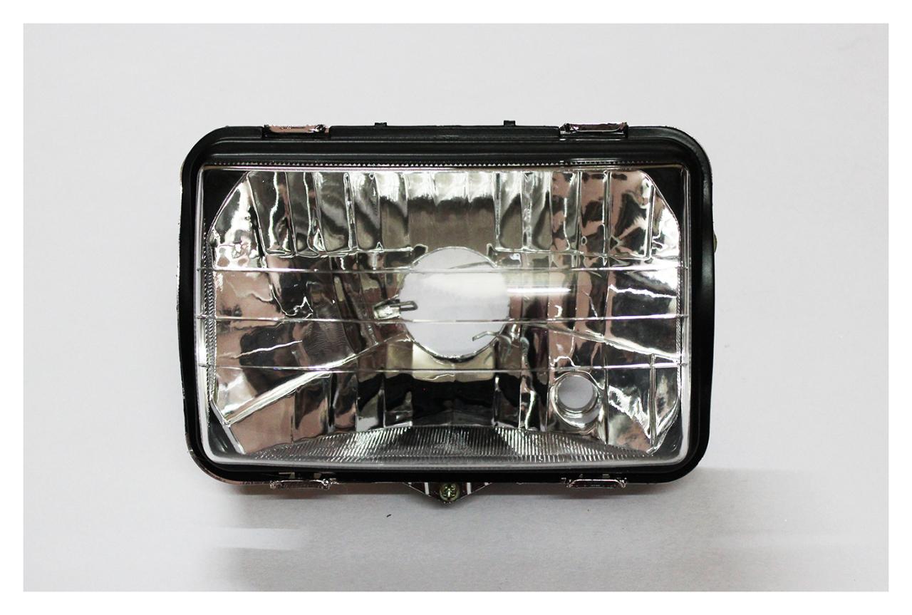 Head Light Assy Splendor Plus Zadon Motorcycle Parts For Hero Honda Single Seat Cowl New Cb150r Streetfire White