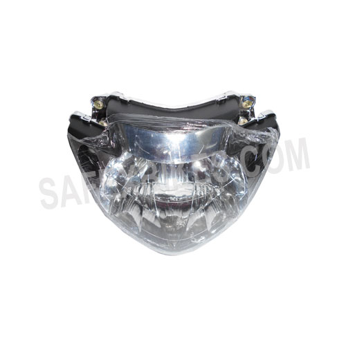 Click to Zoom Image of HEAD LIGHT ASSY APACHE  ZADON