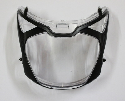 HEAD LIGHT GLASS PULSAR UG3 SAFEX- Motorcycle Parts For