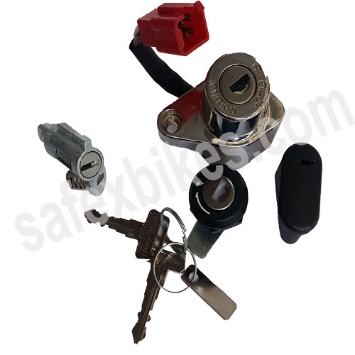 Buy LOCK KIT AVENGER SET OF 5 MINDA on  % discount