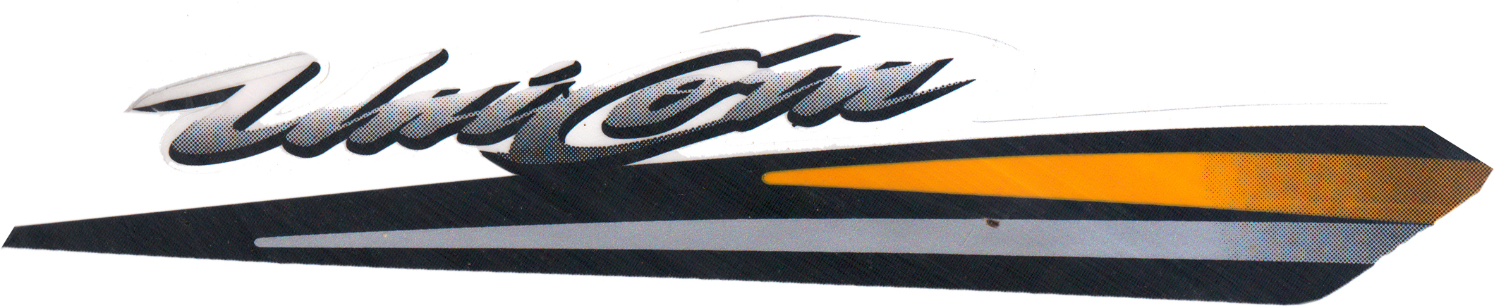 Buy sticker set tail honda unicorn nm zadon on 10 00 discount from safexbikes com motorcycle parts and accessories online shopping