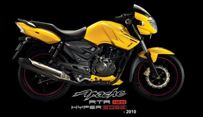 Buy COMPLETE STICKER KIT APACHE RTR HYPER EDGE 160 ZADON On