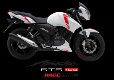 Buy Motorcycle Spares and and Motorcycle Accessories for APACHE RTR 160 RACE EDITION discount