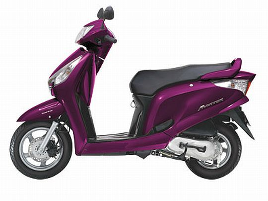 Honda AVIATOR NM