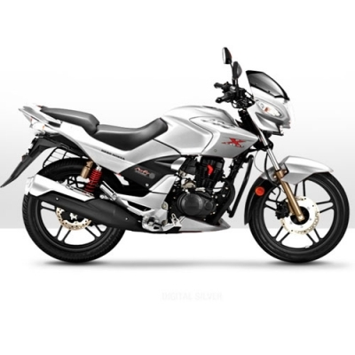 Hero motocorp CBZ XTREME DIGITAL TYPE 2