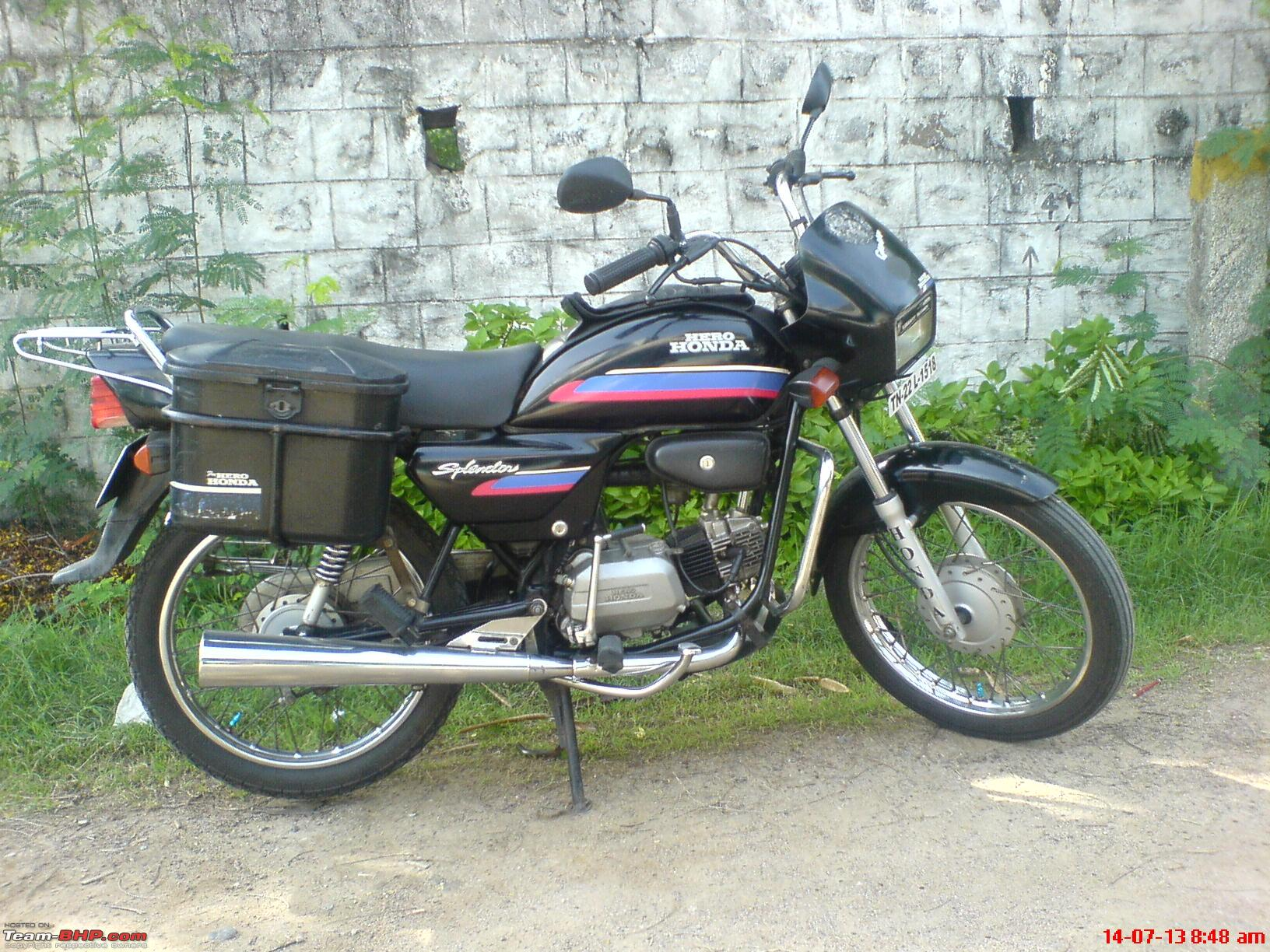 Hero motocorp HERO SPLENDOR CLASSIC