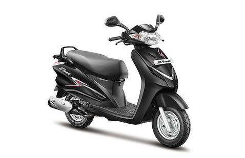 Hero motocorp DUET TYPE 2