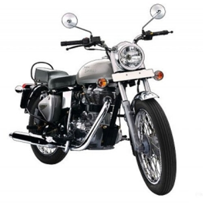 Royal Enfield Electra Twin sparks