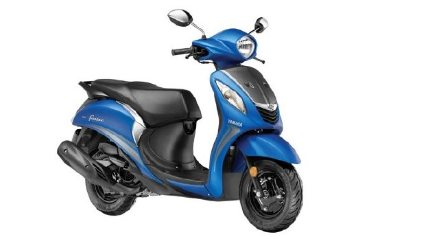 Yamaha FASCINO BS4