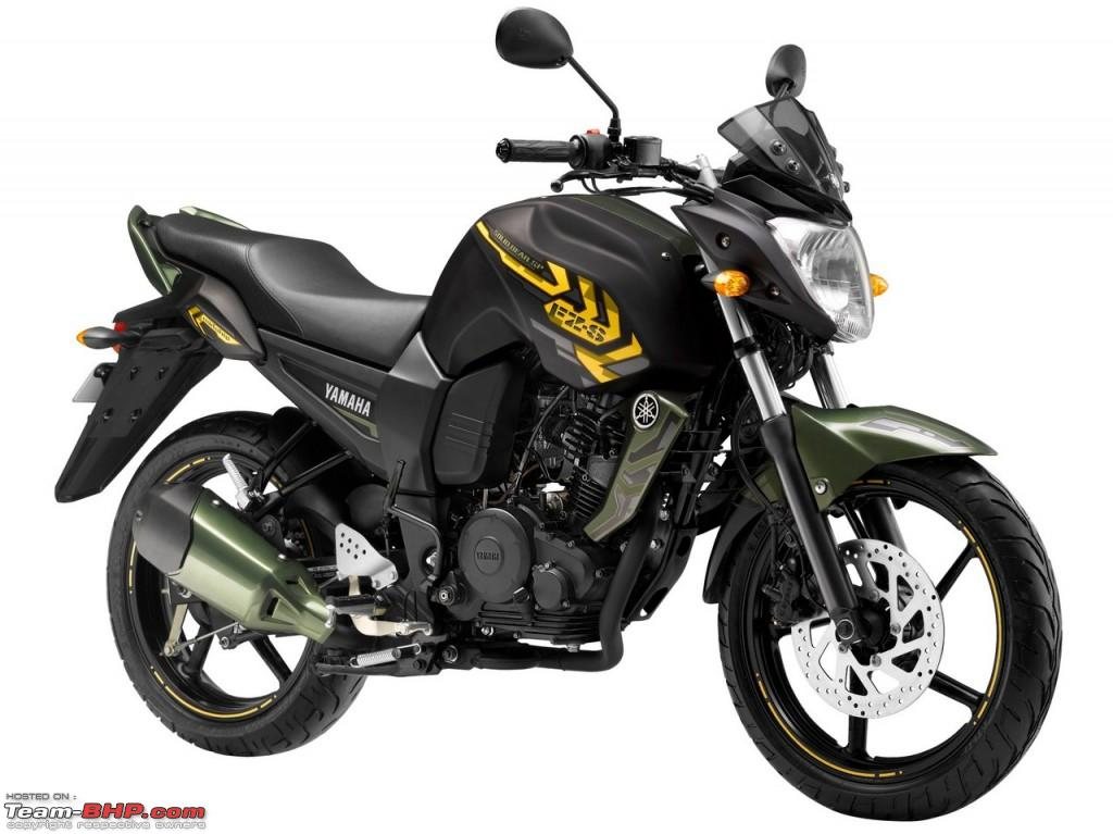 Yamaha FZS LIMITED EDITION