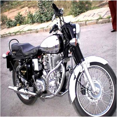 Royal Enfield Machismo A500
