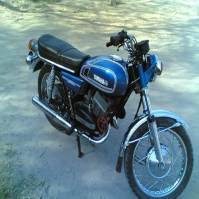 Escorts RAJDOOT 350CC