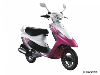 TVS SCOOTY PEP+ LE
