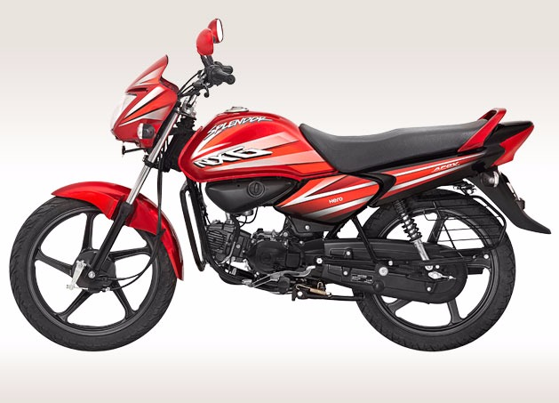 Hero motocorp SPLENDOR NXG TYPE 4