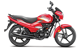 Hero motocorp SUPER SPLENDOR BS4
