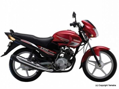 Yamaha YBR 125 TYPE 2 Specfications And Features