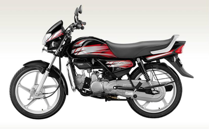 Hero motocorp HF DELUXE I3S