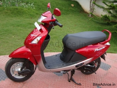 Hero Honda PLEASURE NM