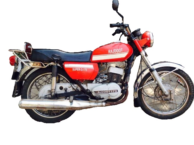 Escorts RAJDOOT 175 SUPER D