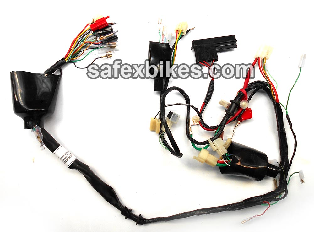 0209DF coil cdi wire splendor pro (4 pin 2pin wire set) (wiring repair swiss wiring harness price list at webbmarketing.co