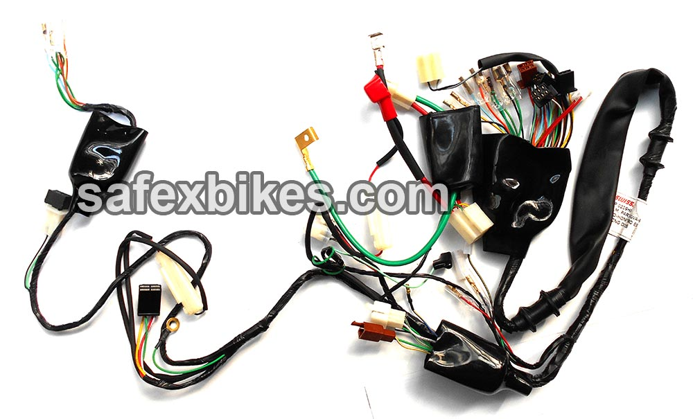 0209HR wiring harness passion pro es swiss motorcycle parts for hero swiss wiring harness price list at bayanpartner.co