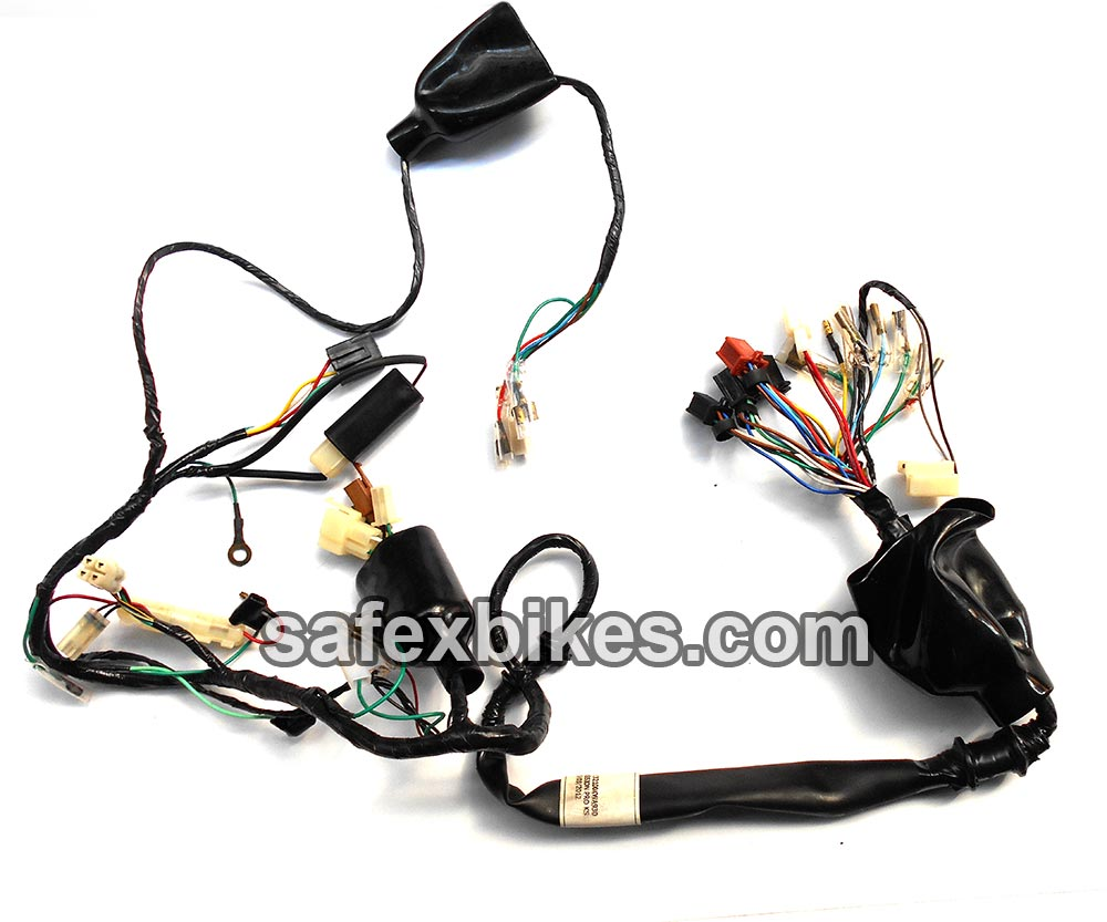 Wiring Harness Passion Pro Ks Swiss Motorcycle Parts For Hero Honda 2g Eclipse Headlight