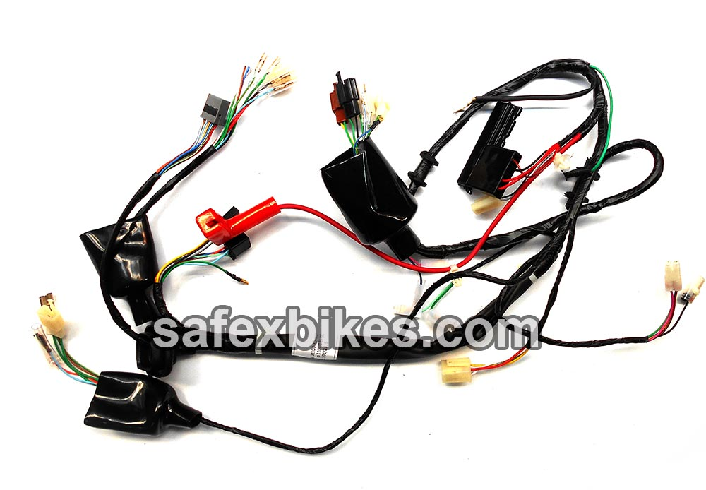 Wiring Harness Passion X Pro Es 2012 Model Swiss Motorcycle Parts For. Wiring Harness Passion X Pro Es 2012 Model Swiss Motorcycle Parts For. Honda. Honda Ss125 Wiring Harness At Eloancard.info