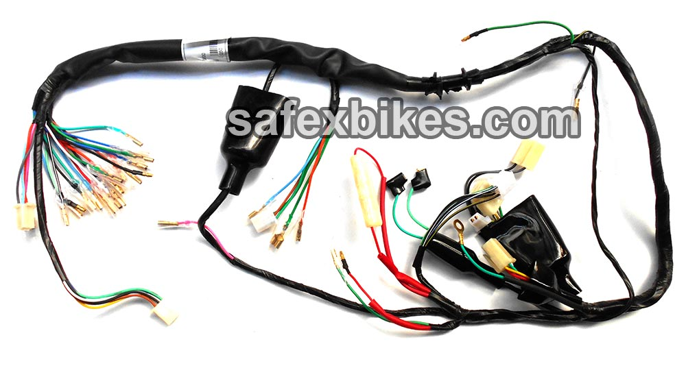 Wiring Harness Cd Dawn Ks Swiss Motorcycle Parts For Hero Honda. Wiring Harness Cd Dawn Ks Swiss Motorcycle Parts For Hero Honda. Honda. Honda Ss125 Wiring Harness At Eloancard.info