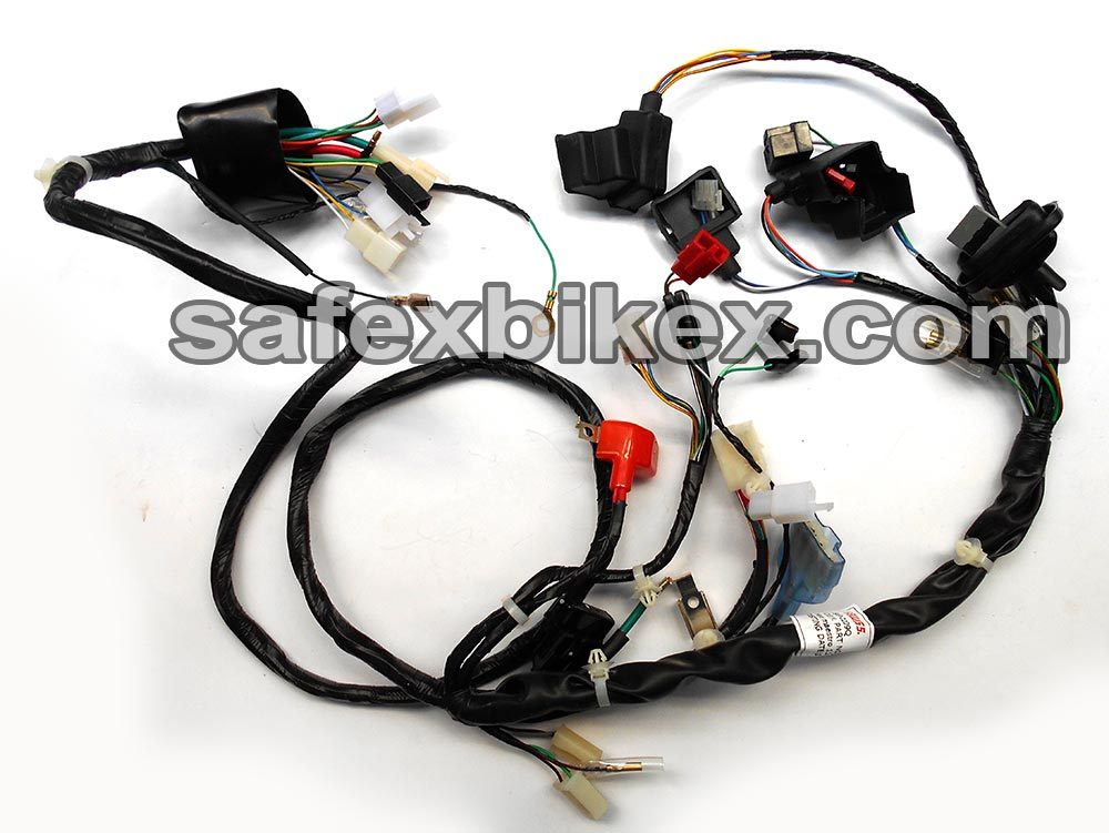 Wiring Harness Maestro Es 2012 Model Swiss Motorcycle Parts For. Wiring Harness Maestro Es 2012 Model Swiss Motorcycle Parts For Hero Honda. Honda. Honda Ss125 Wiring Harness At Eloancard.info