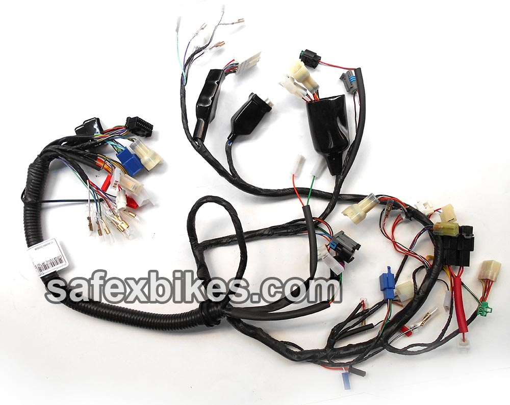 Wiring Harness Apache Rtr160 Cc Fi Esfuel Indicatorswiss 2g Eclipse Headlight Motorcycle Parts For Tvs Rtr 160