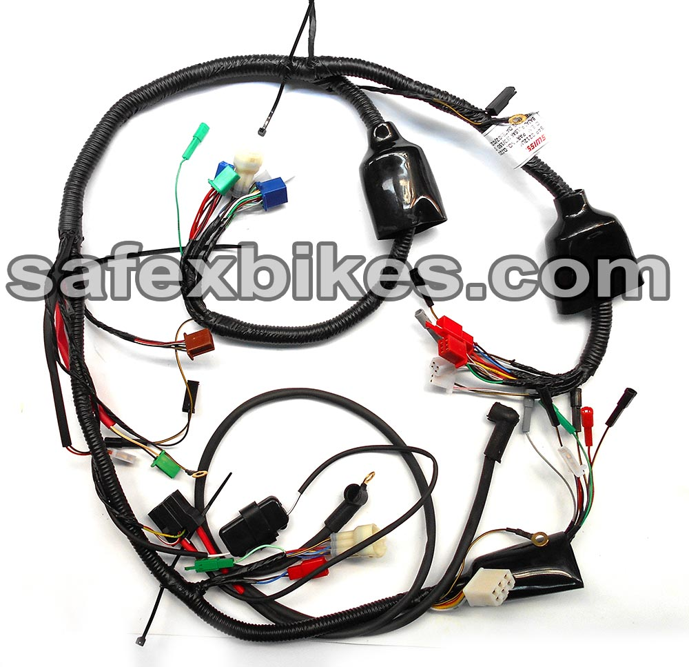 Wiring Harness Pulsar150 Cc Dtsi Esug3 Modelswiss Motorcycle Led Indicator Parts For Bajaj Pulsar 150 Ug1