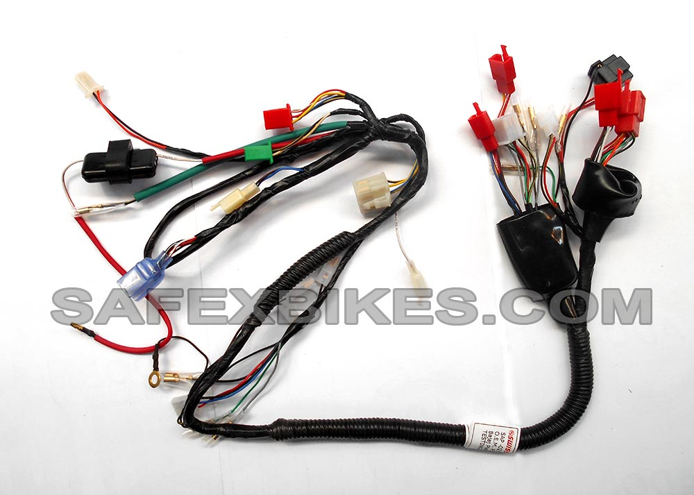 Wiring Harness Platina Ks Swiss Motorcycle Parts For Bajaj. Wiring Harness Platina Ks Swiss Motorcycle Parts For Bajaj. Honda. Honda Ss125 Wiring Harness At Eloancard.info