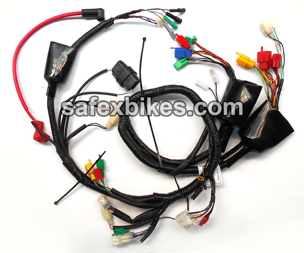 Wiring Harness Discover Dtsi 135cc Es Alloy Wheel 2009 Model 2g Eclipse Headlight Digital Meter Swiss Motorcycle Parts For Bajaj 135 Cc