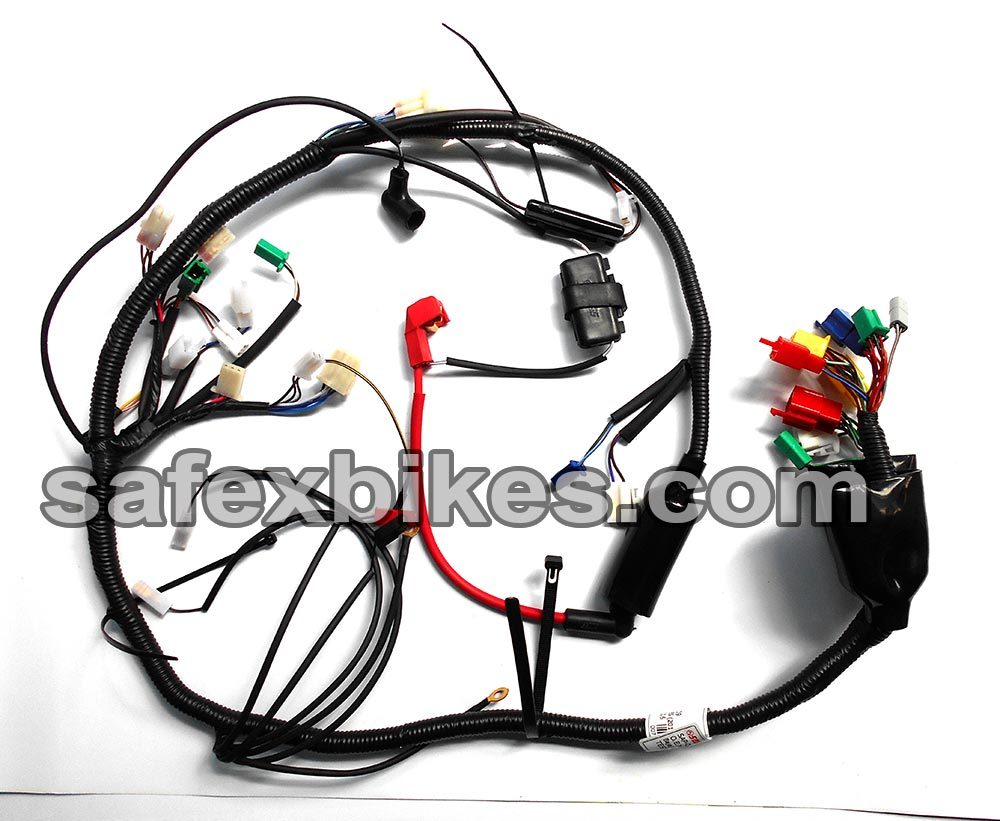 Wiring Harness Discover Dtsi 125cc Es 2010 To 2011 Model Swiss 1988 Gsxr 750 Slingshot Diagram Motorcycle Parts For Bajaj