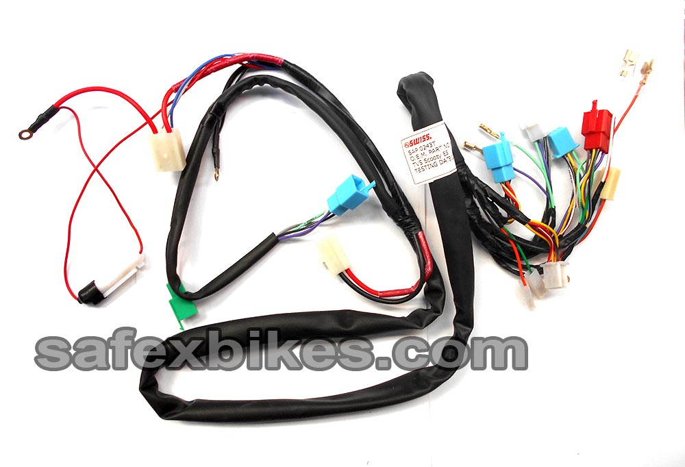 Buy Wiring Harness Scooty Es Zadon On 10 00 Discount From