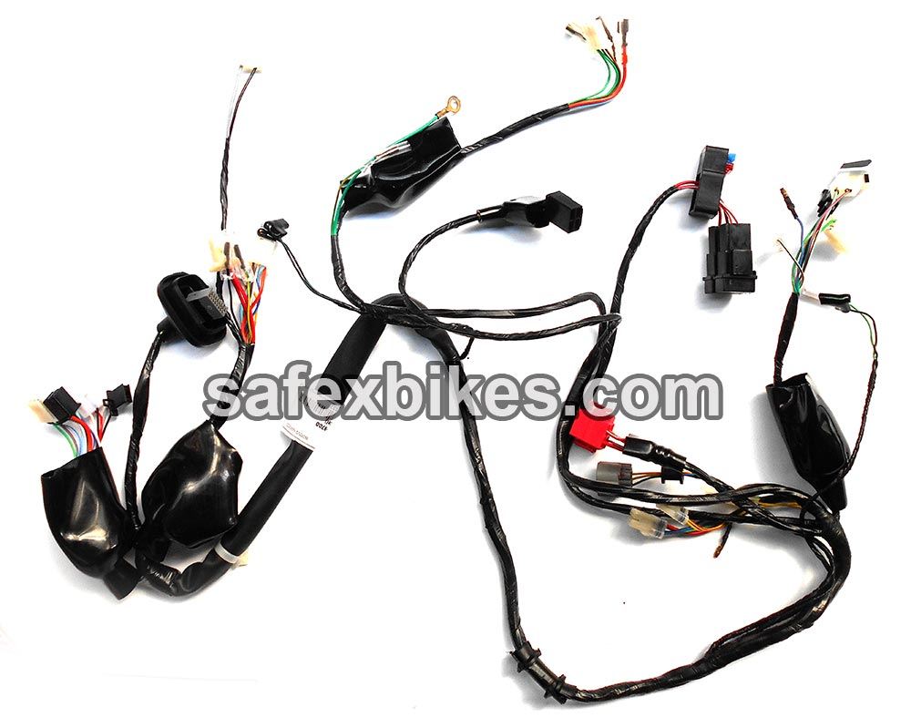Wiring Harness Pleasure Es Swiss Motorcycle Parts For Hero Honda Machines India