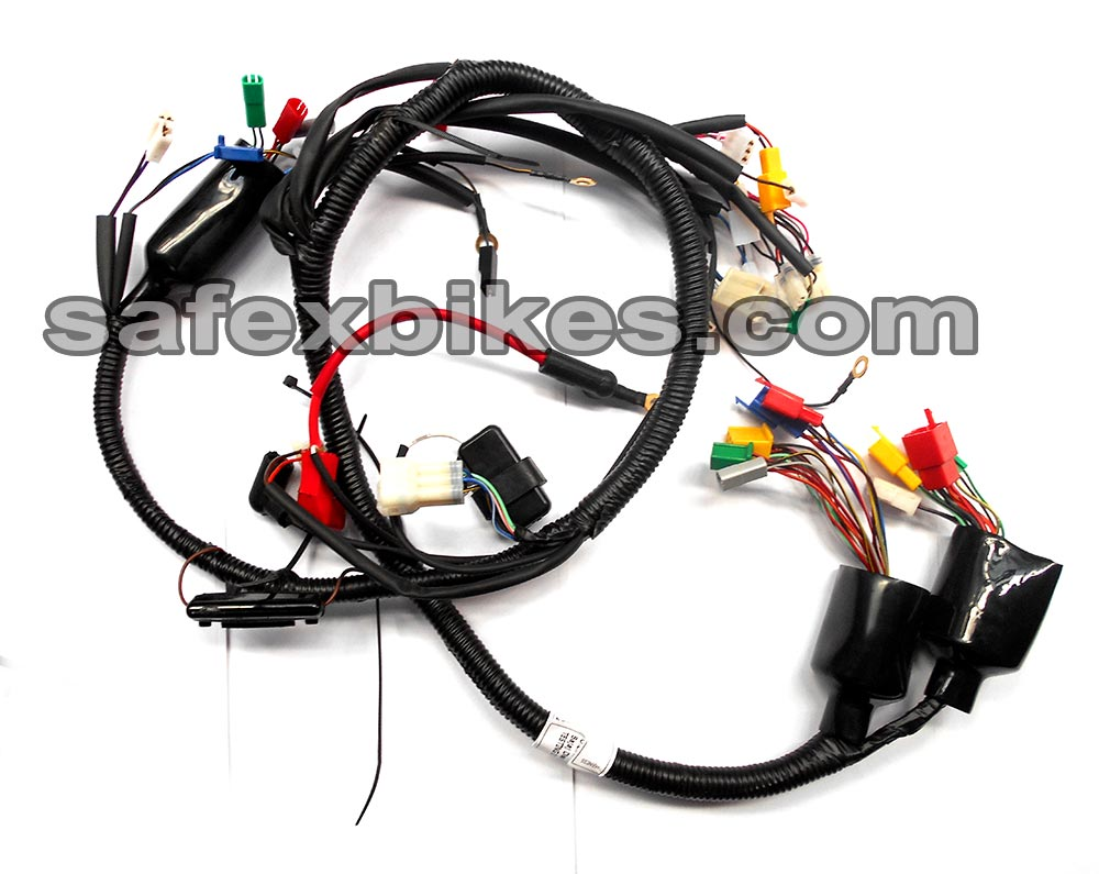 Wiring Harness Discover Dtsi 100cc Es Alloy Wheel Model Swiss 2g Eclipse Headlight Motorcycle Parts For Bajaj