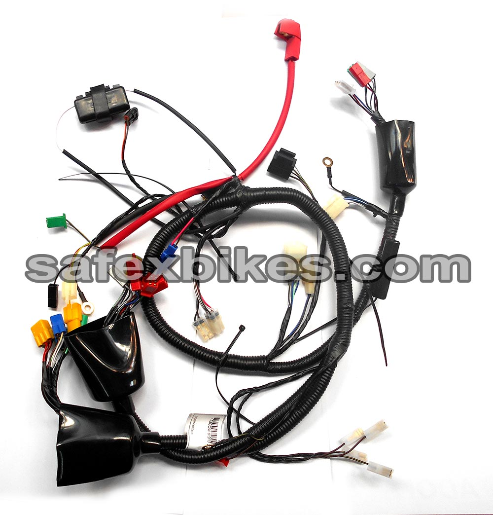 Wiring Harness Pulsar150 Cc Dtsi Esug4 Modelswiss Motorcycle 2015 Harley Heated Grips Diagram Parts For Bajaj Pulsar 150 Ug1bajaj Ug4