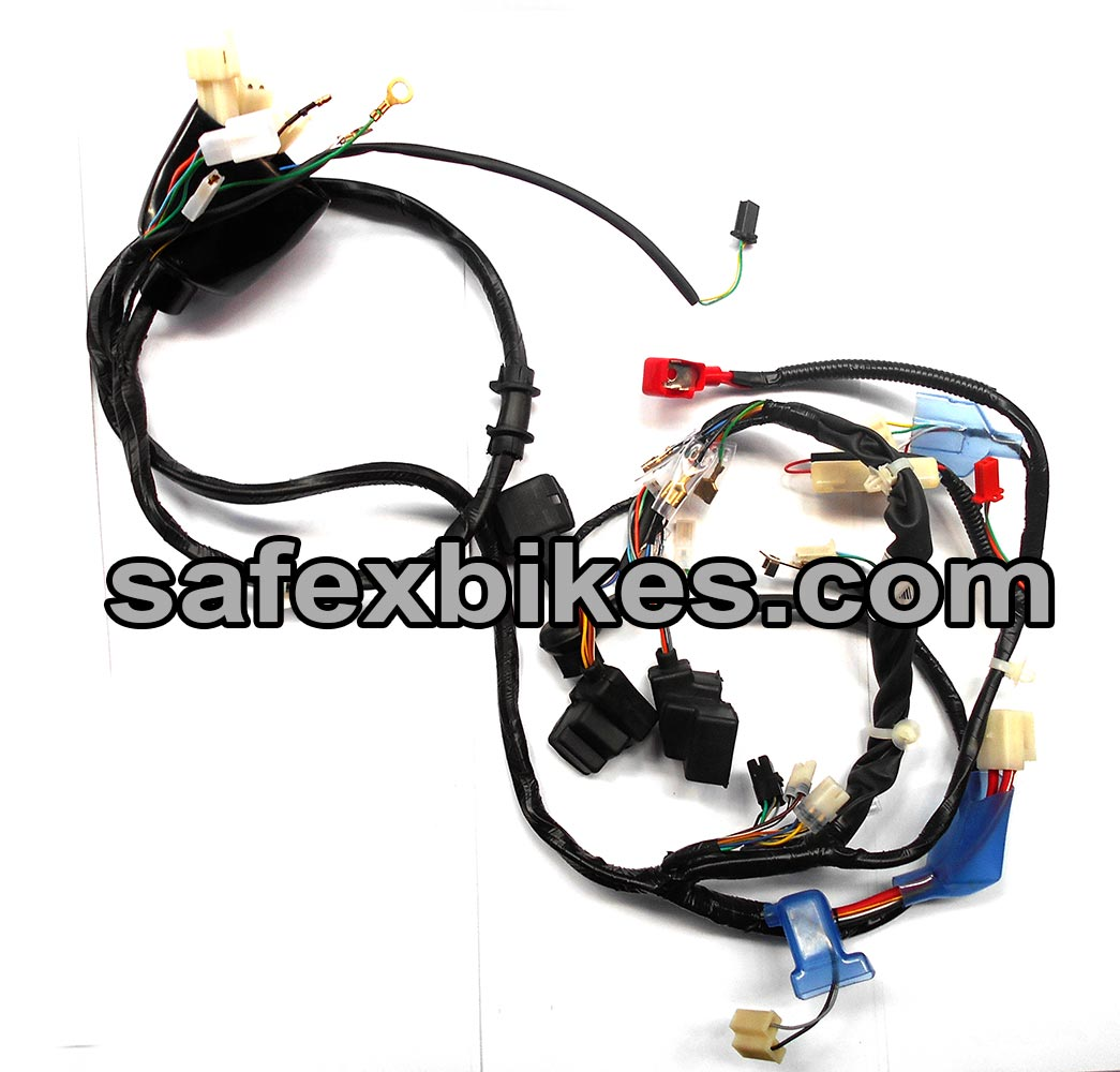 Wiring Harness Aviator Nm Es Latest 2009 Model Mf Battery 2001 Yamaha R1 Diagram Swiss Motorcycle Parts For Honda