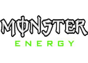 Brand logo for MONSTER ENERGY