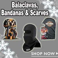 Buy Best balaclavas bandanas and scarves for Motorcycle Riders